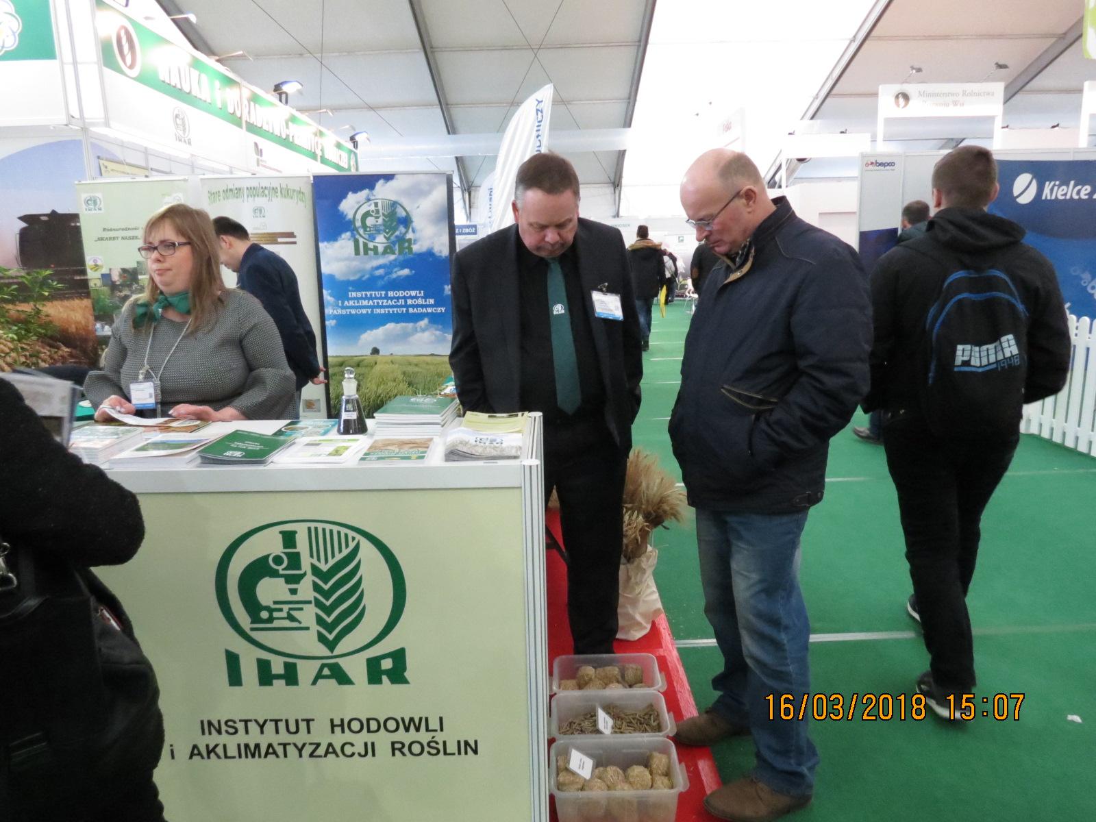 Instytut Hodowli i Aklimatyzacji Roślin - Państwowy Instytut Badawczy